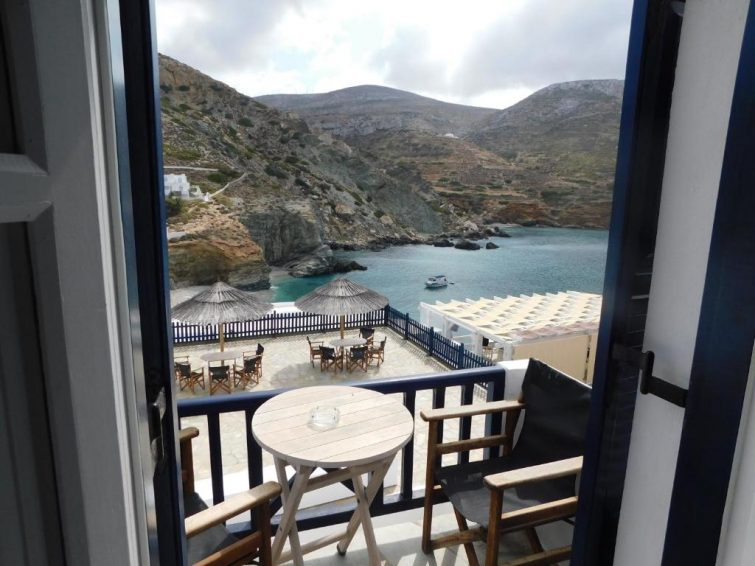 meilleurs hôtels à Folegandros