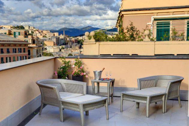 meilleurs hôtels à Gênes