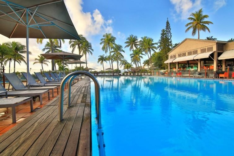 meilleurs hôtels en Guadeloupe
