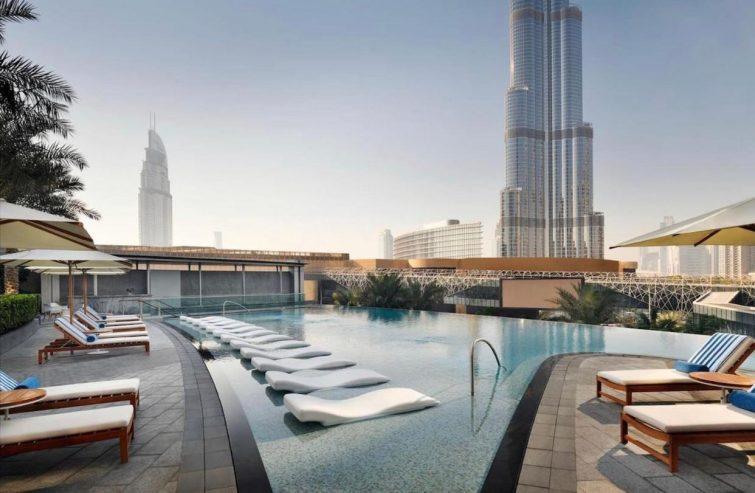 meilleurs hôtel de luxe à Dubaï