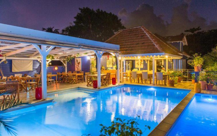 meilleurs hôtels en Martinique