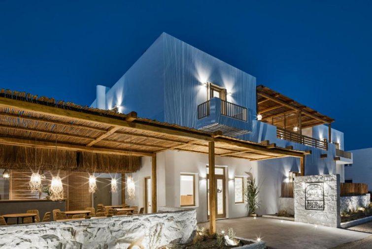 meilleurs hôtels à Milos