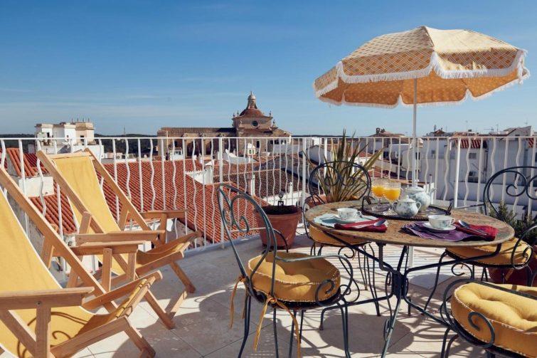meilleurs hôtels à Minorque