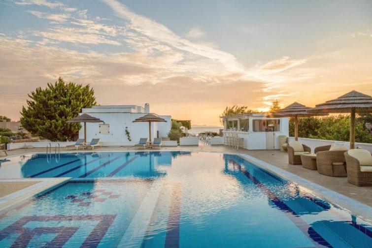 meilleures hôtels à Naxos