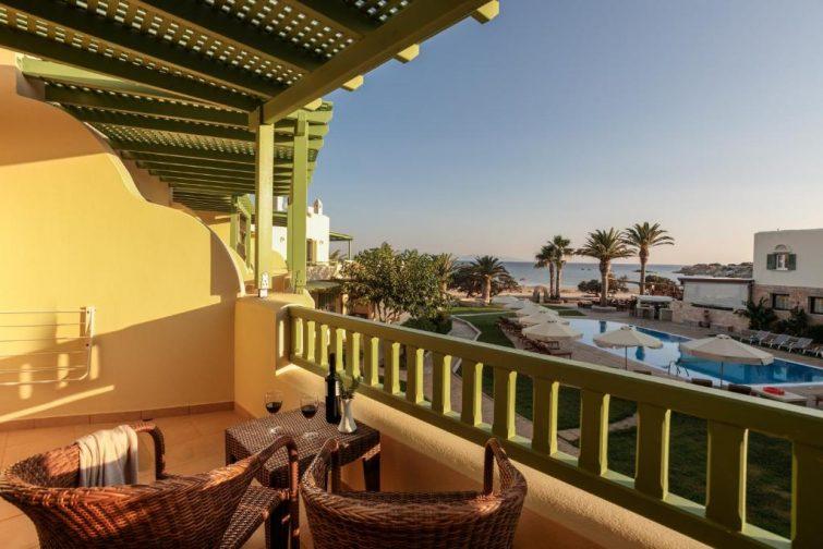 meilleurs hôtels à naxos