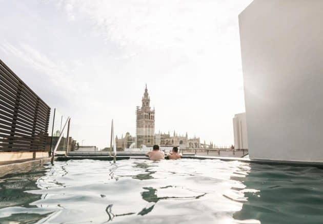 Les 12 meilleurs hôtels à Séville