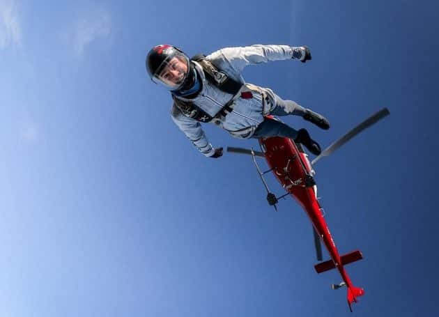 Skydive Interlaken - Hélicoptère