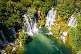 Cascades de Kravice