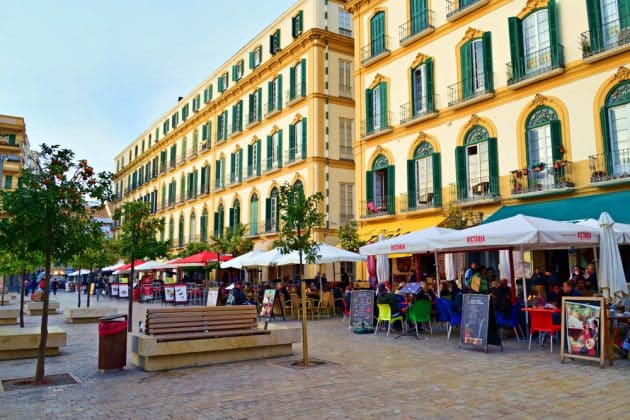 Les 7 meilleurs endroits où sortir à Malaga