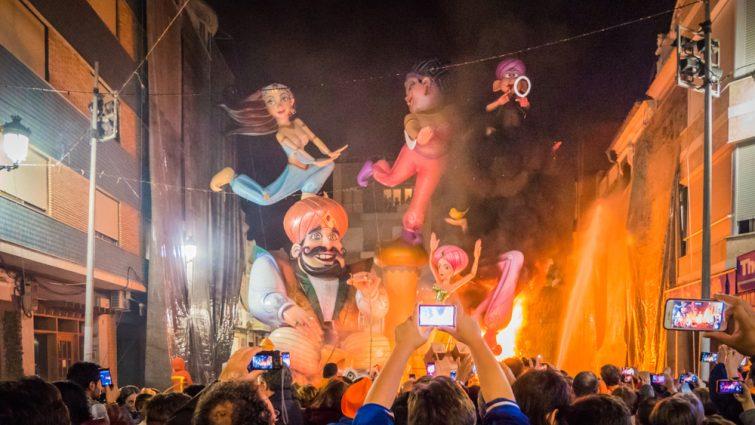 Festival Las Fallas