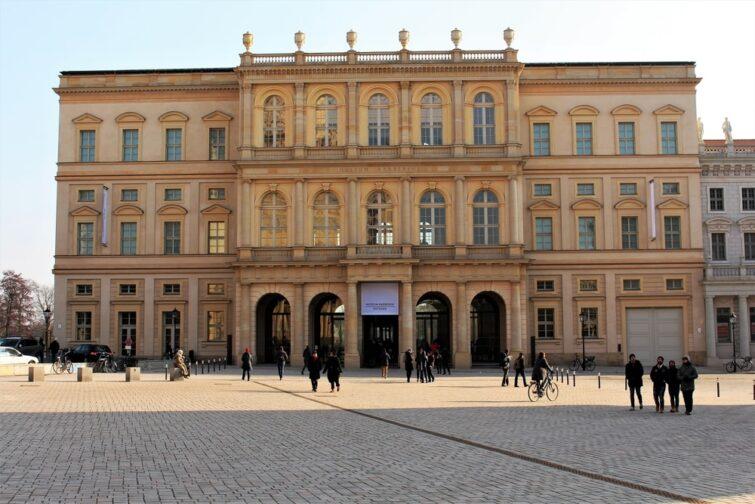 Le musée Barberini - visiter Potsdam