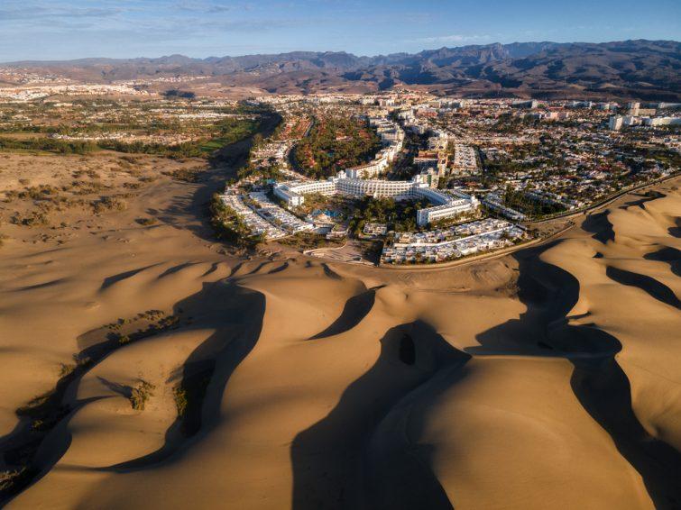Les dunes de Maspalomas - road trip gran canaria