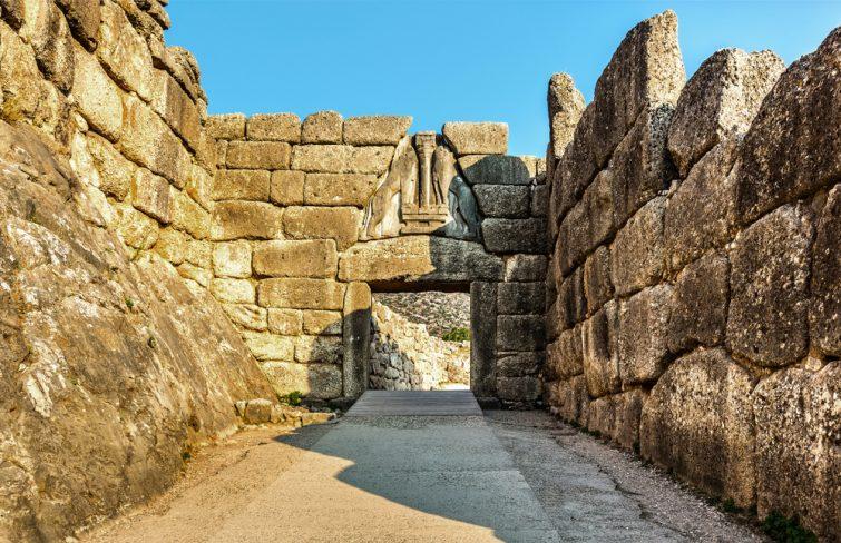 La Porte des Lionnes