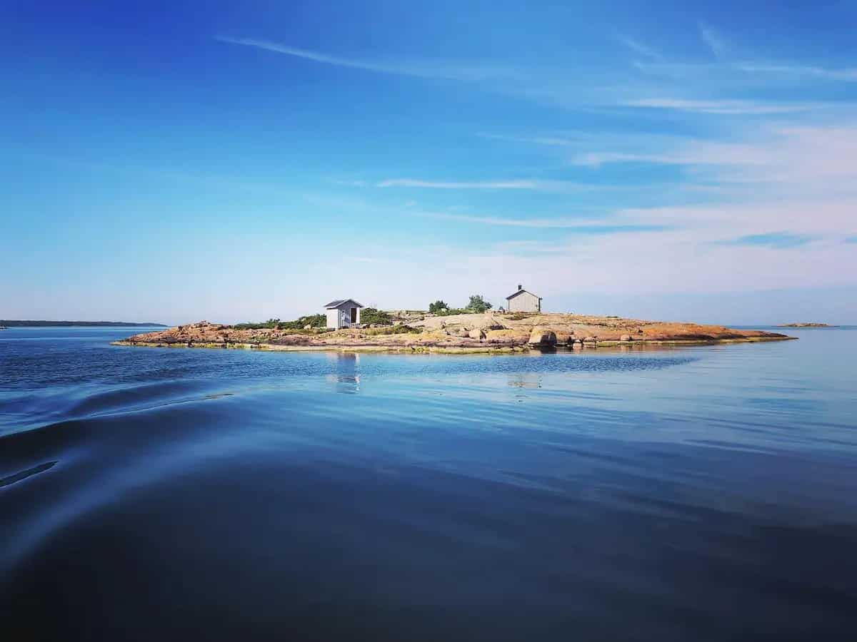 Louer une île sur Airbnb