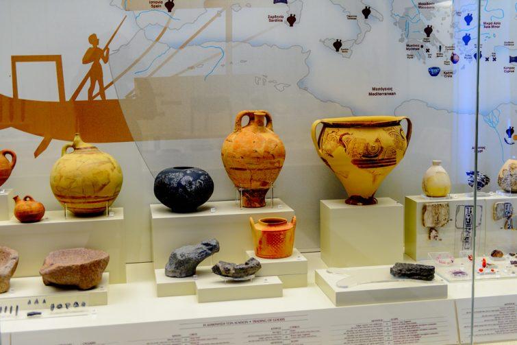 Le musée archéologique de Mycènes