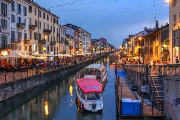 Les 6 meilleurs endroits où sortir à Milan