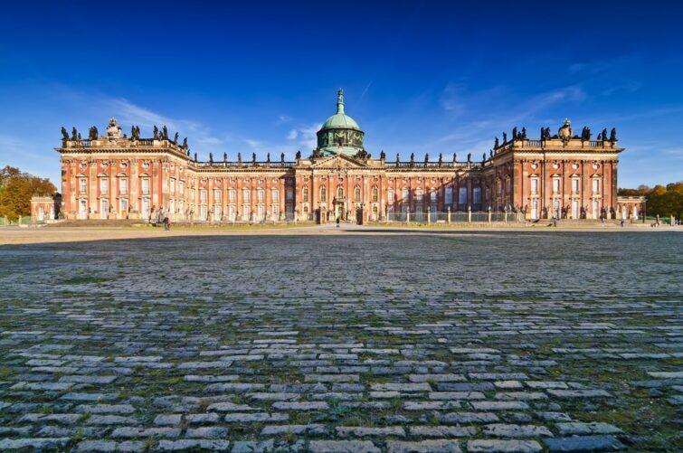 Neues Palais à Potsdam