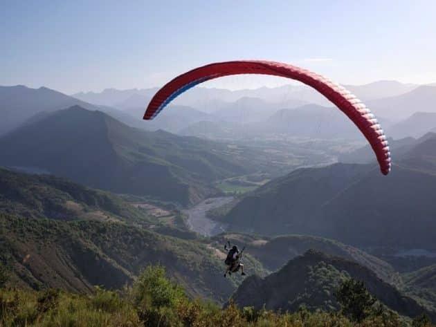 Parapente autour des Gorges du Verdon : nos meilleurs spots