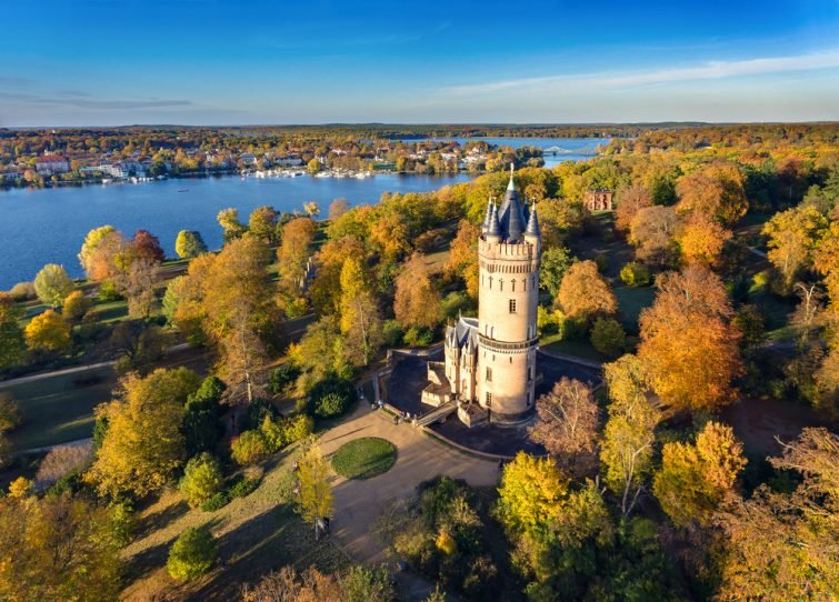 Park Babelsberg - visiter Potsdam