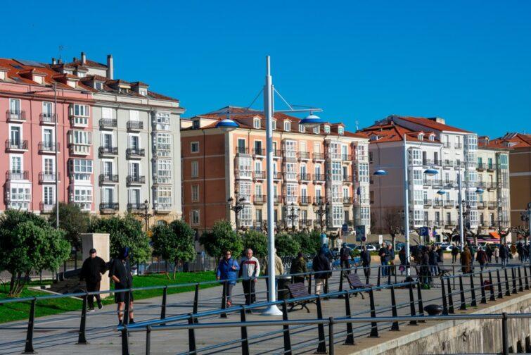 Paseo de Pereda - visiter Santander