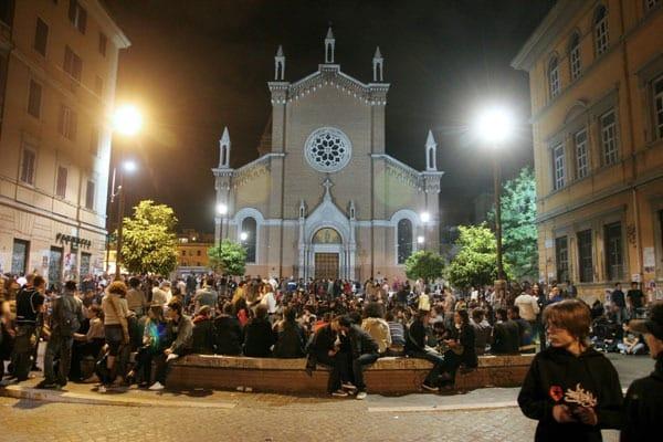 San Lorenzo rome