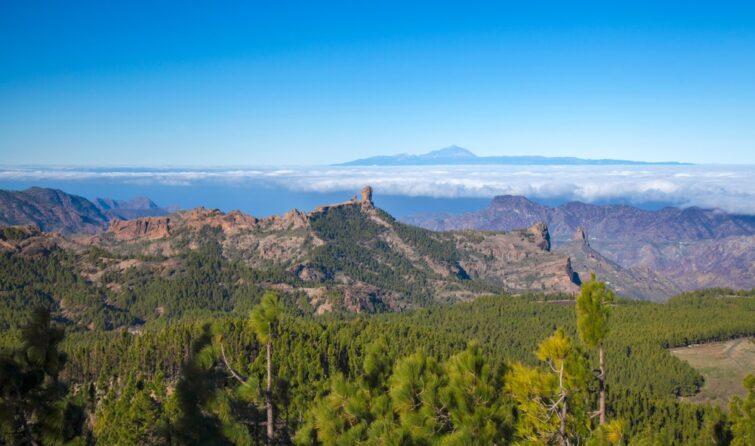Le Pico de las Nieves - road trip gran canaria