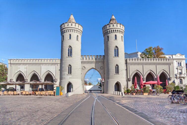 La porte de Nauen - visiter Potsdam