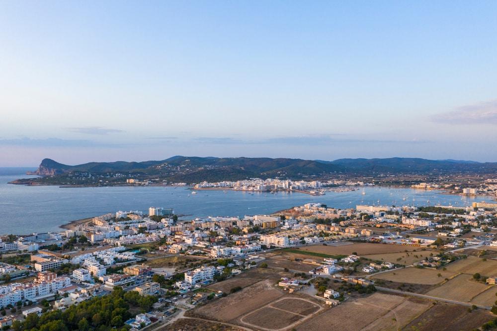 Sant Antoni de Portmany - road trip ibiza