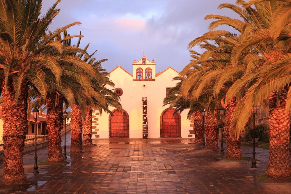 Santo Domingo de Garafia