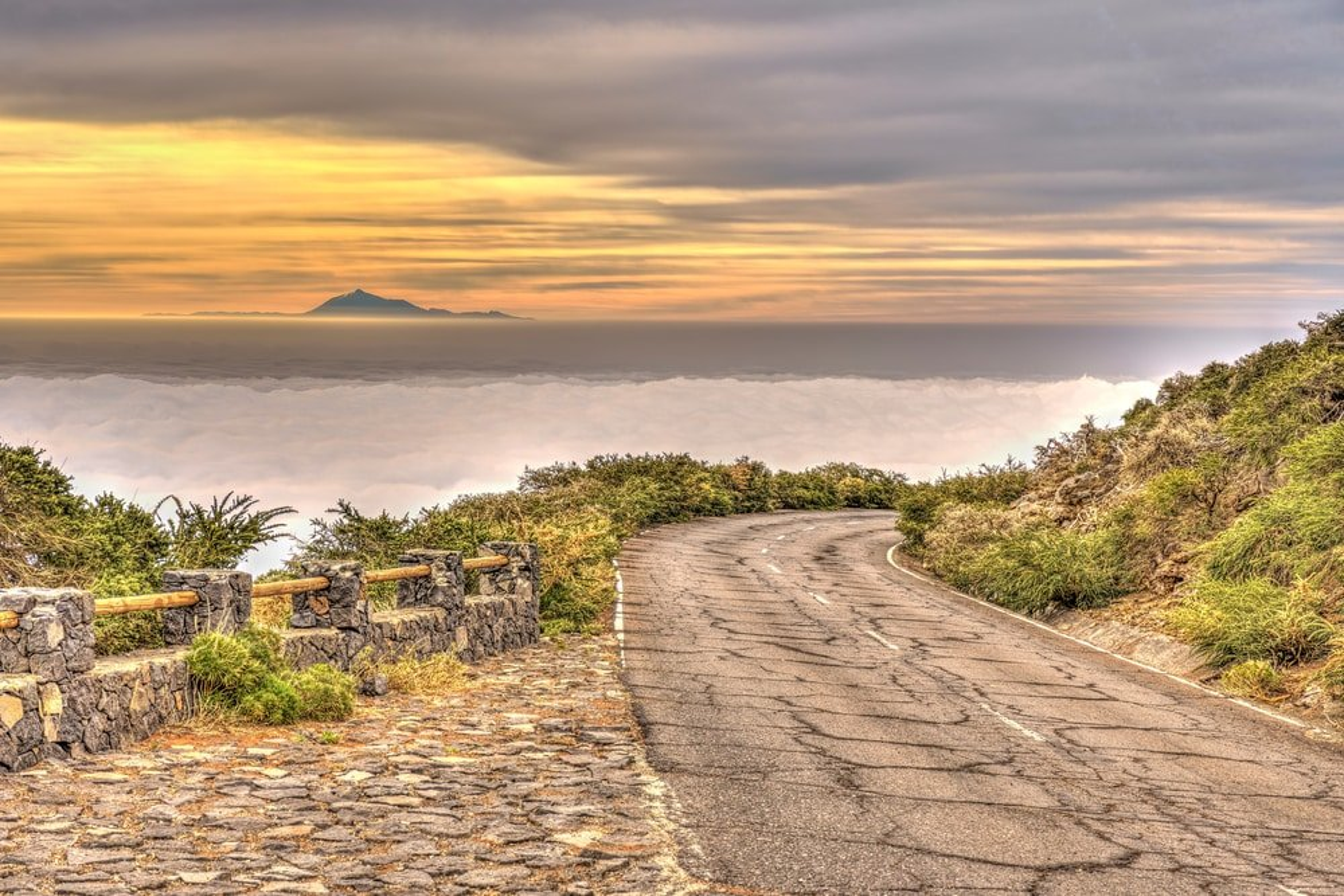 Roque De Los Muchachos - road trip la palma