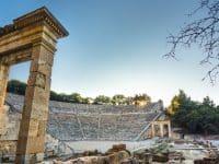 Site Antique Epidaure