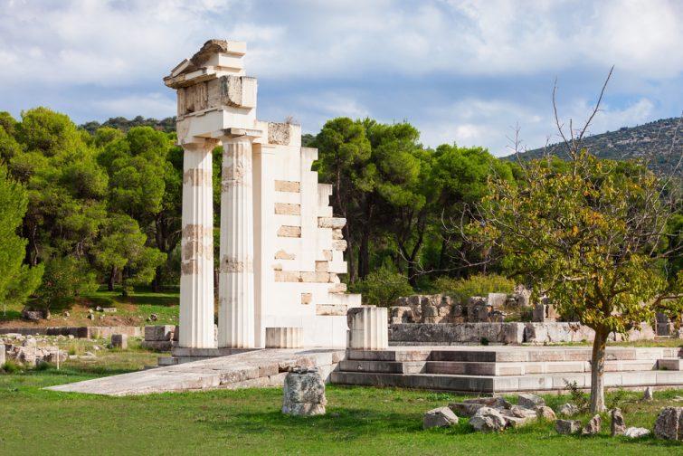Temple d'Epidaure