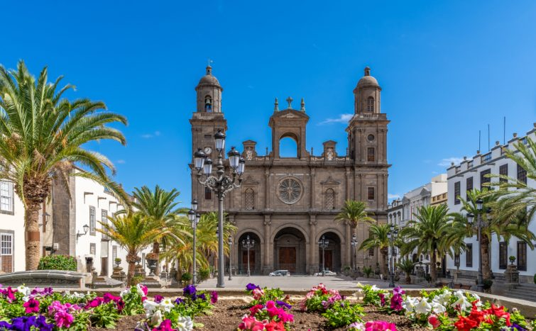 Vegueta à Las Palmas - road trip gran canaria