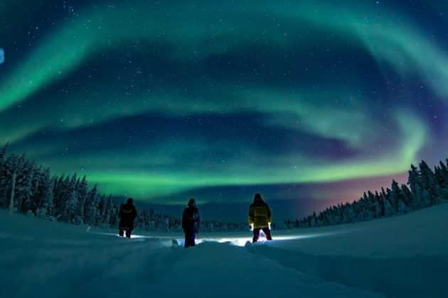 Laponie : 7 jours pour découvrir la terre des neiges