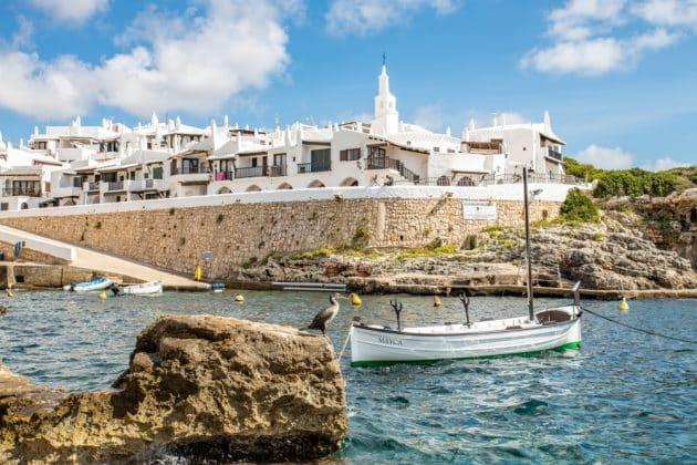 Location de bateau à Minorque : idées d'itinéraires