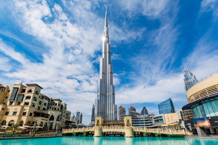 Le Burj Khalifa a la forme… d'une fleur - Dubaï