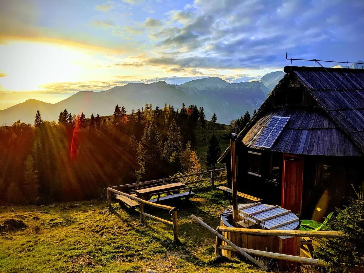Jolie maison slovène