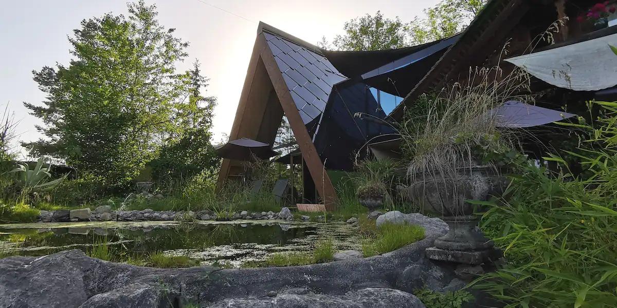Splendide maison d'architecte