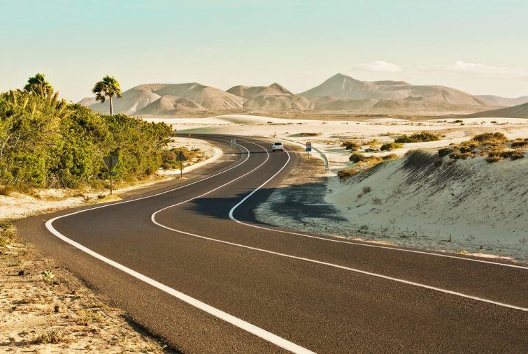 Corralejo - road trip fuerteventura
