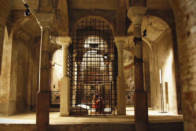 La Crypte de San Sepolcro - City Pass Milan
