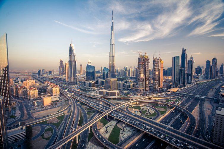La métropole n'a que 40 ans - Dubaï