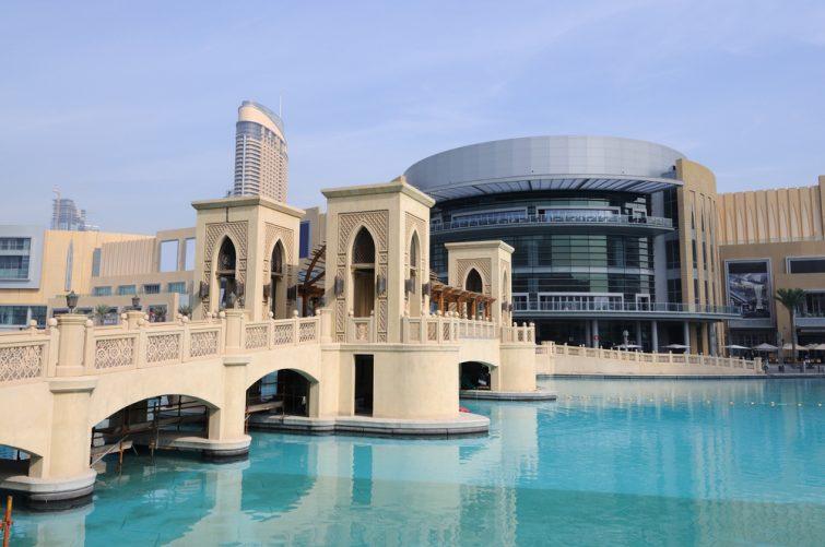 Le plus grand centre commercial du monde est à Dubaï