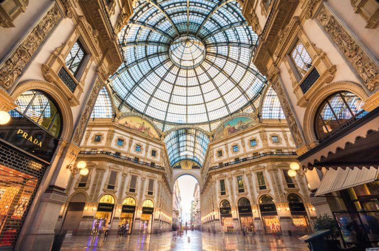 Galerie Vittorio Emanuele II - City Pass Milan