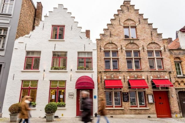 meilleurs hôtels à Bruges