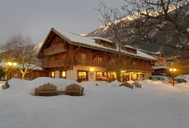 Les 12 meilleurs hôtels à Chamonix