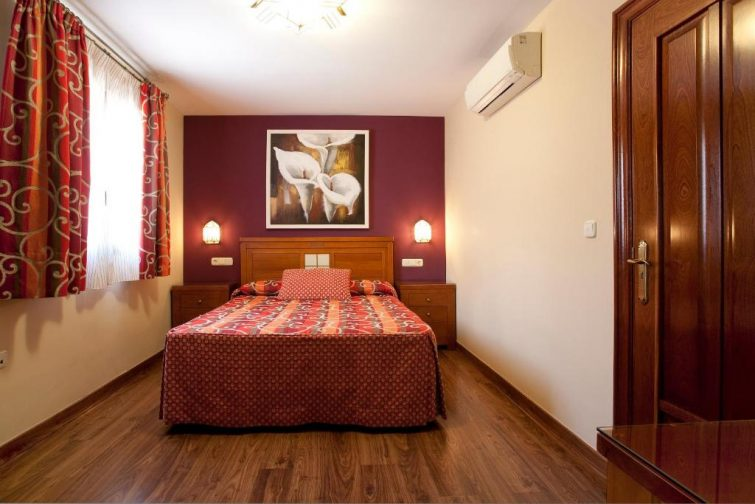 meilleurs hôtels à Grenade