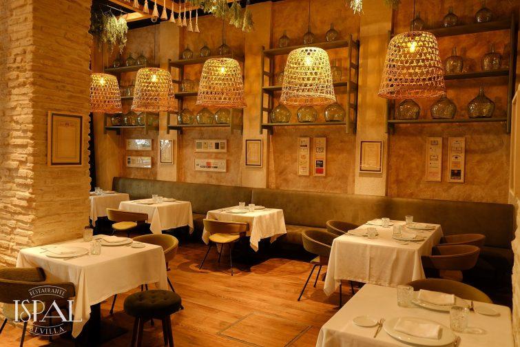 Ispal - restaurants seville