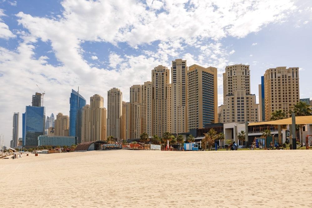 Prime 10 Swimming Seashores in Dubai