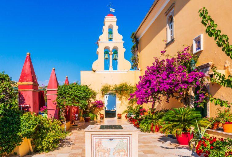 Monastère de Paleokastritsa
