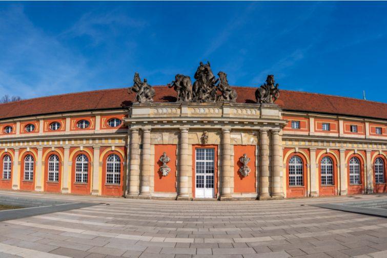 Le musée du film de Potsdam